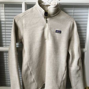 PATAGONIA 1/4 Zip Sweater